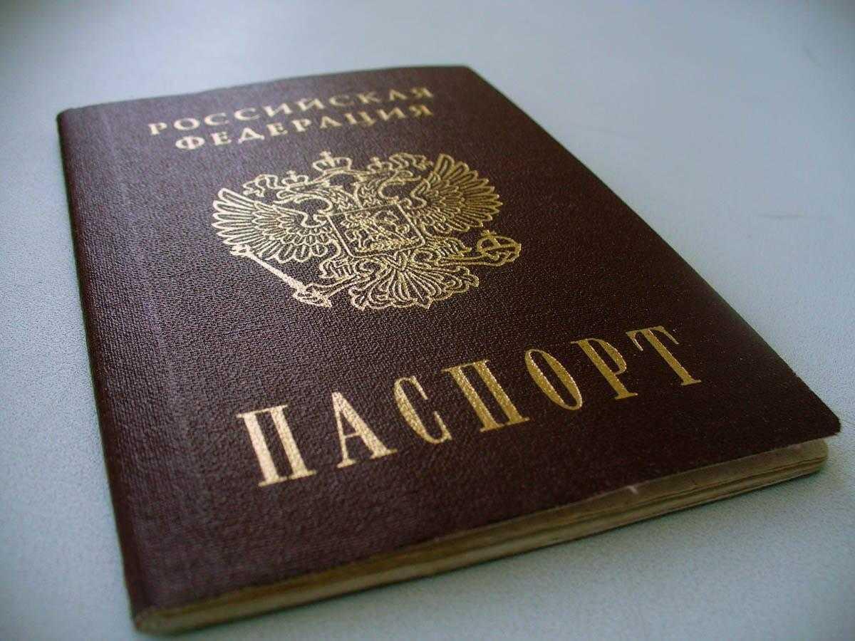 Какой в России паспорт