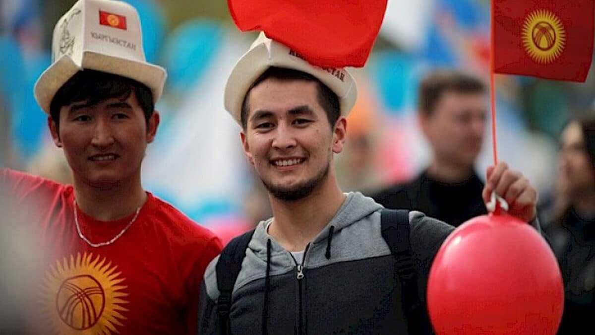 Гражданство РФ для Киргизии