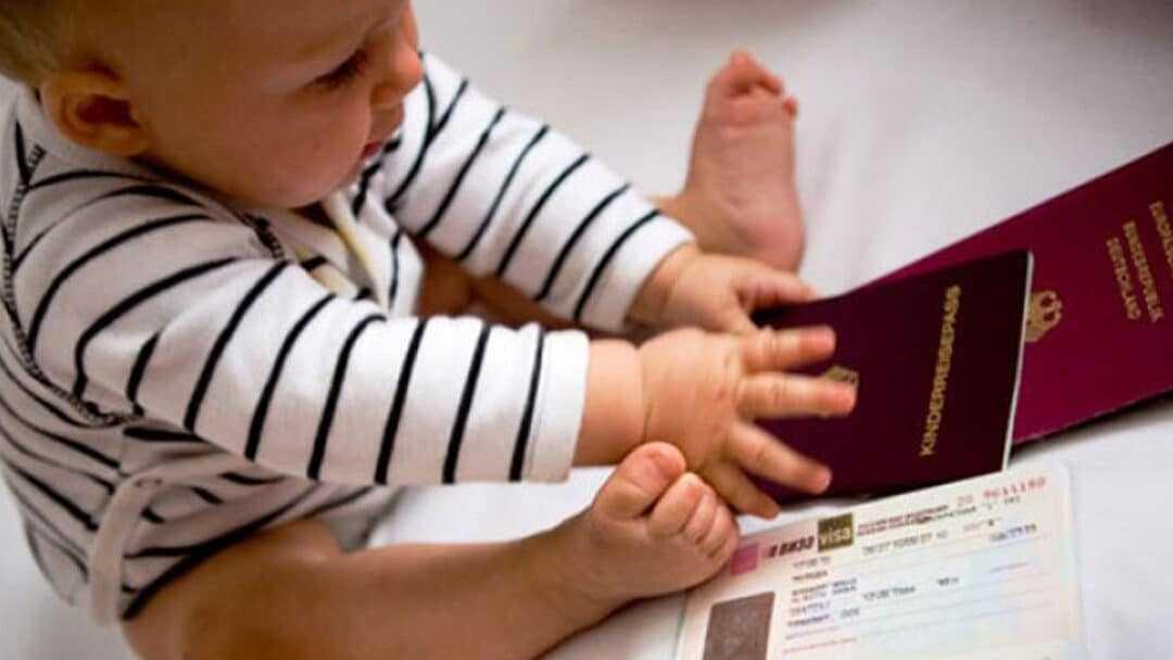 Ребенок родился в России гражданство
