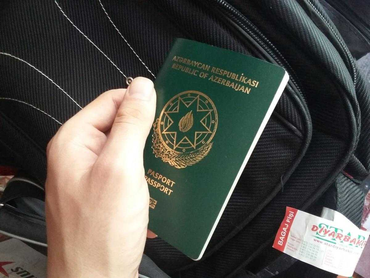 ВНЖ для граждан Азербайджана