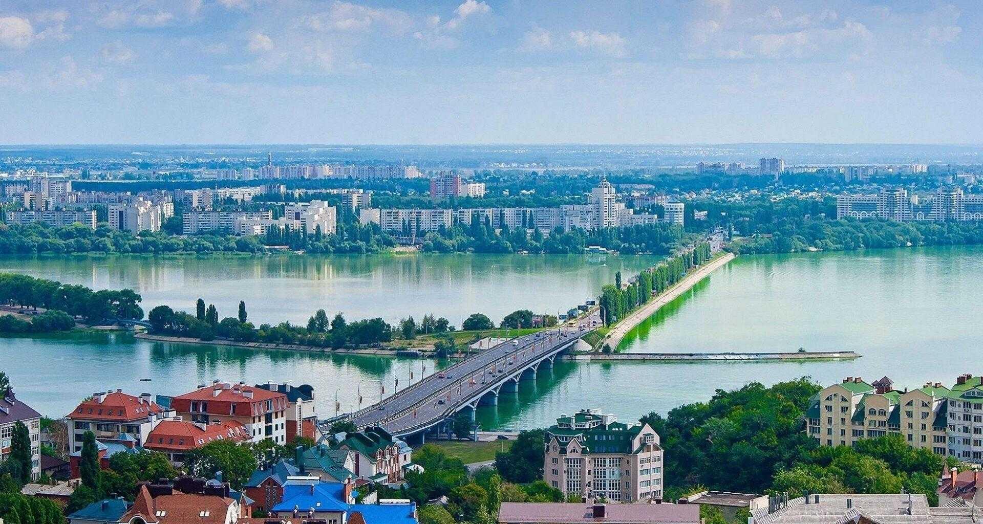 фото вид на Воронеж сверху