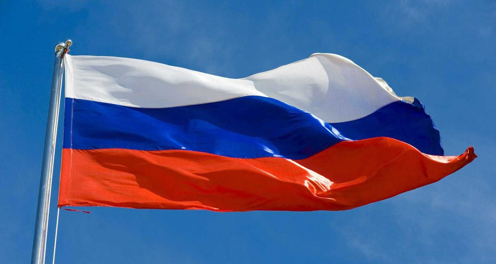 Фото Флаг Российской Федерации
