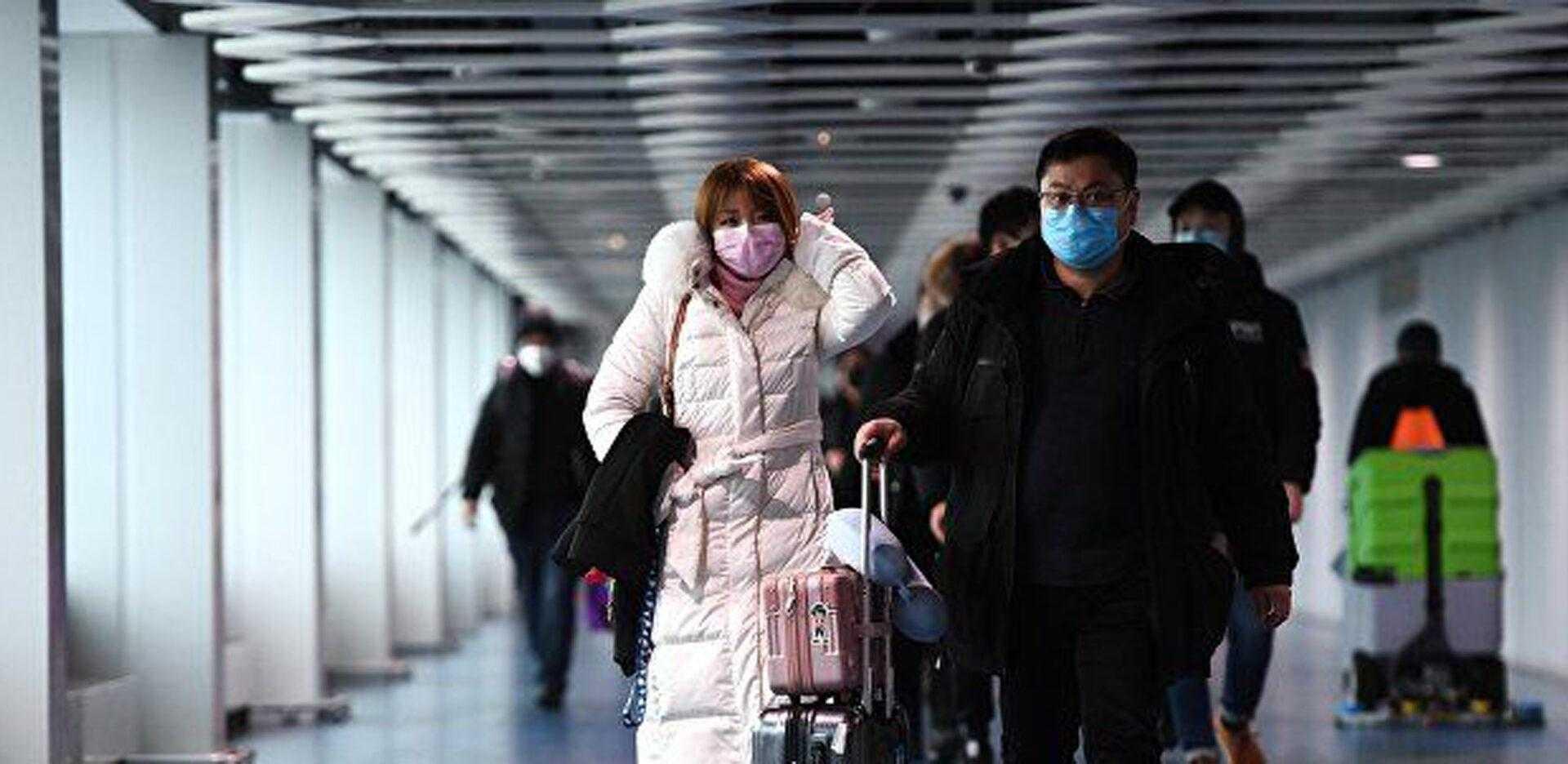 Закрытые границы из-за коронавируса в России