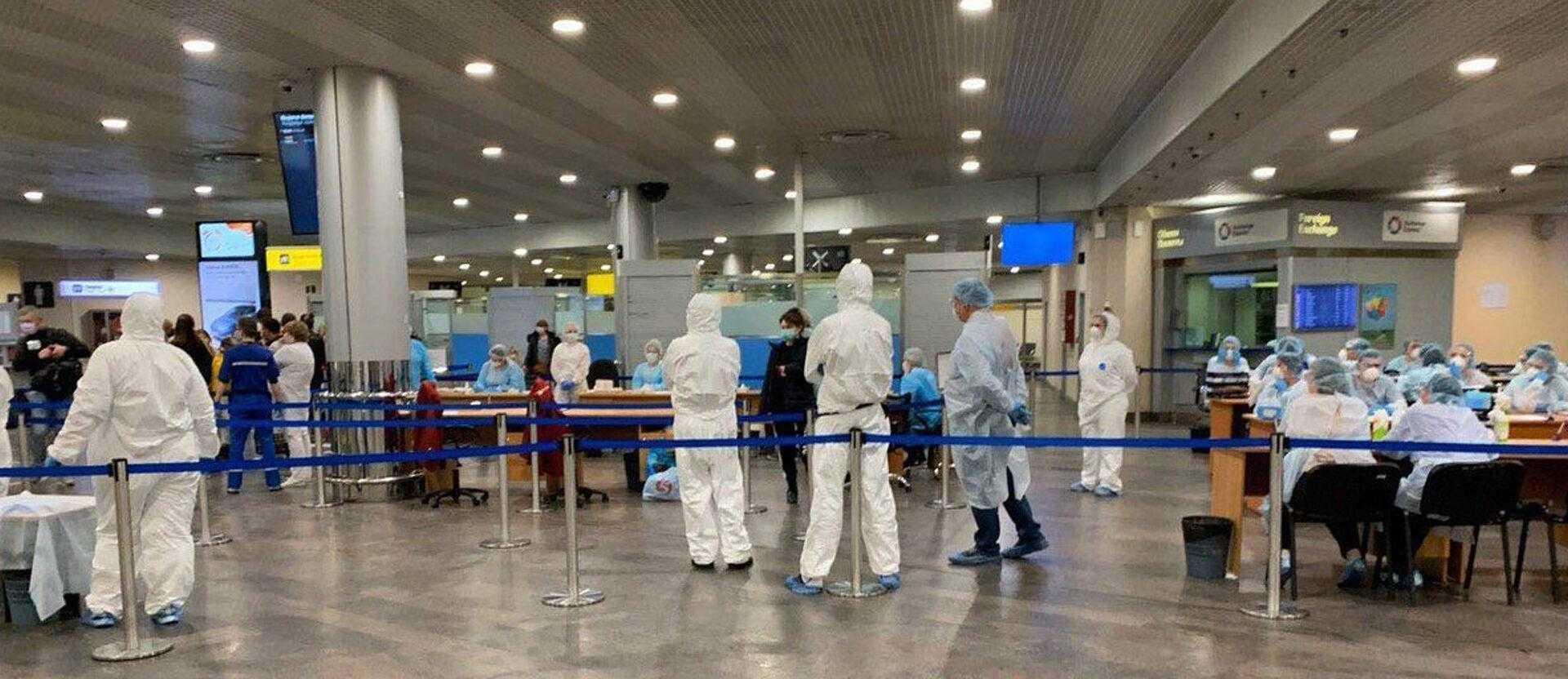 можно ли въехать в России во время эпидемии коронавируса
