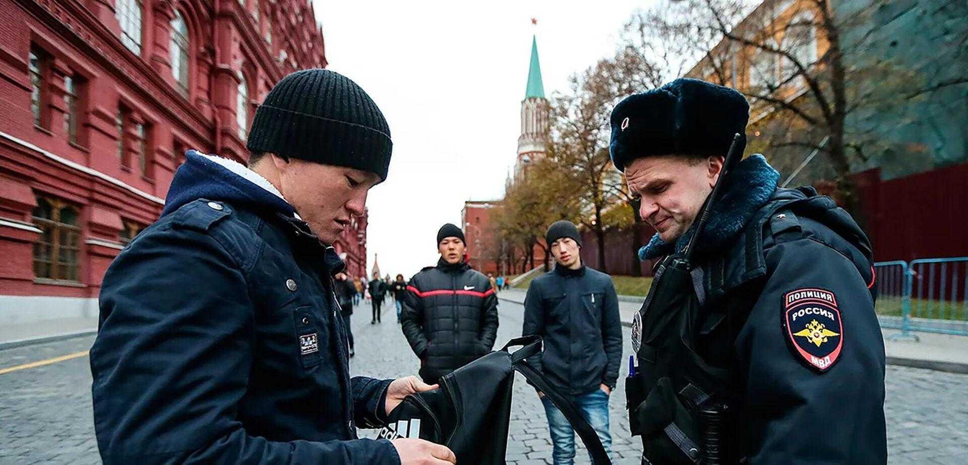 выдворение мигрантов из РФ за штрафы
