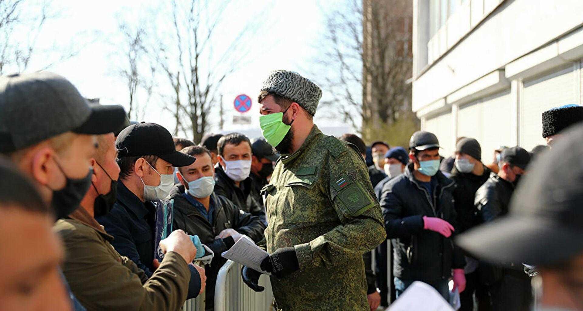 возвращение мигрантов из России на родину