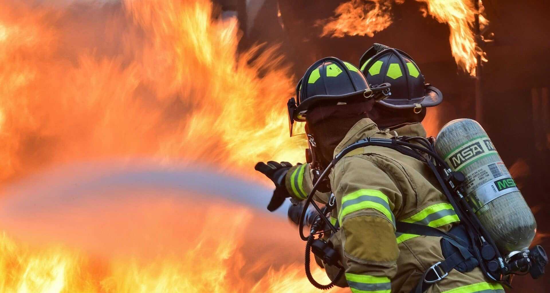 пожар в общежитии для иностранцев