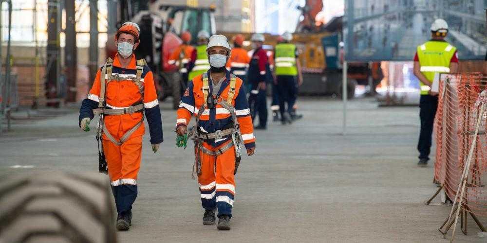 въезд трудовых мигрантов в РФ