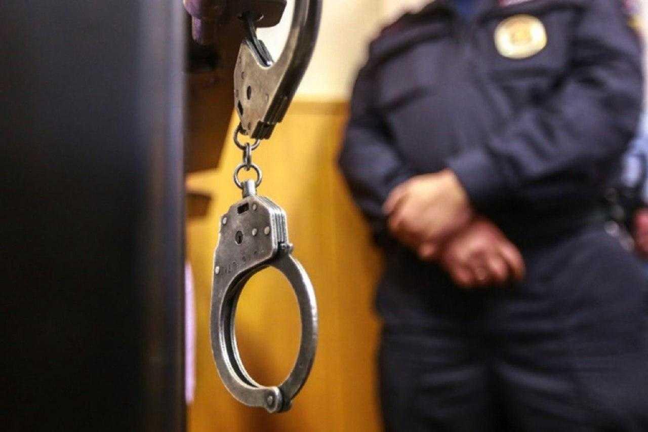 задержание полиции